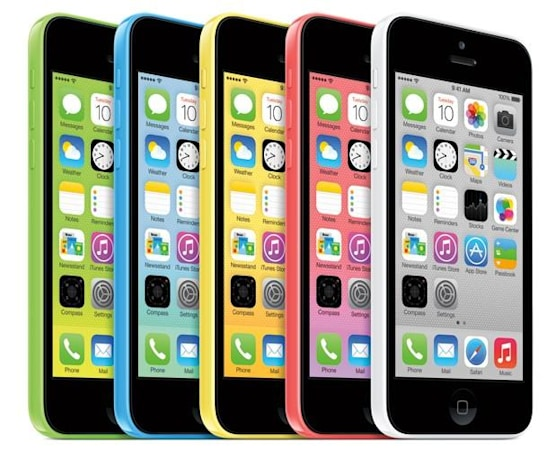 Apple's iPhone 5c isn't the low-cost phone you've been waiting for