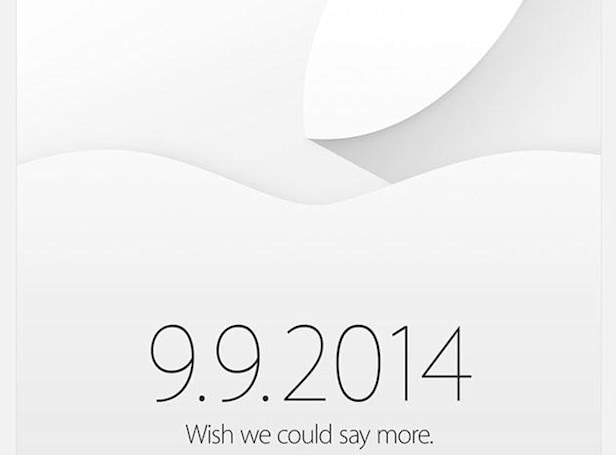 Apple's iPhone and wearable event is tomorrow -- get your liveblog here!