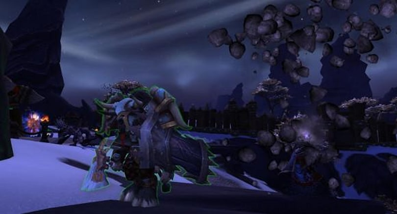 Warlords of Draenor: High level characters vs. lower level content