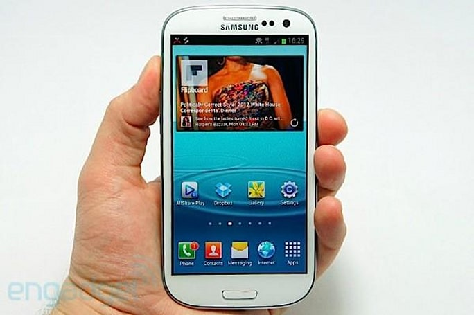 PSA: Samsung's Galaxy S III is out in the UK today!