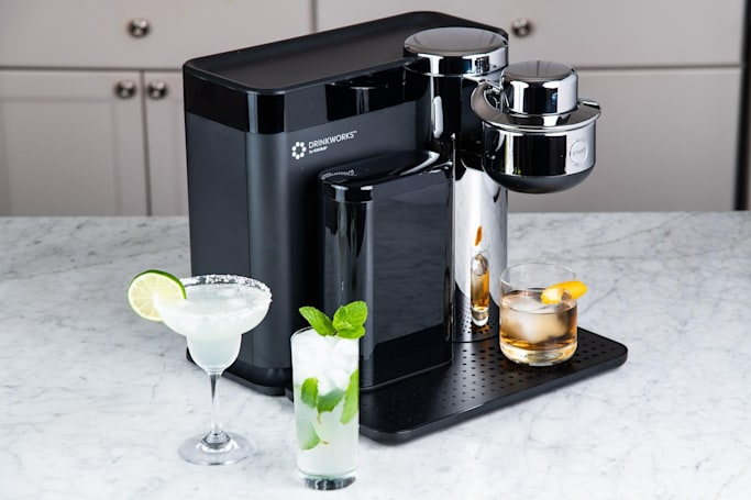 The Keurig of cocktails is expanding sales to California