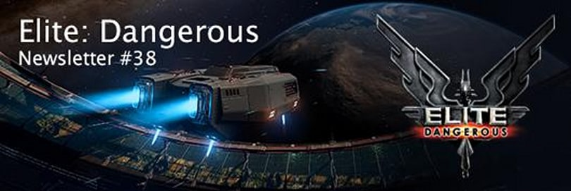 Elite's latest newsletter talks upcoming mission additions and more