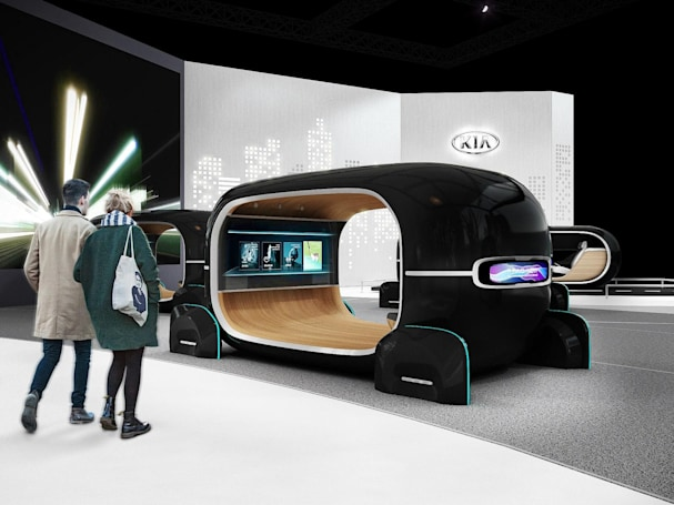 Kia AI tailors vehicle interiors to passengers' emotions
