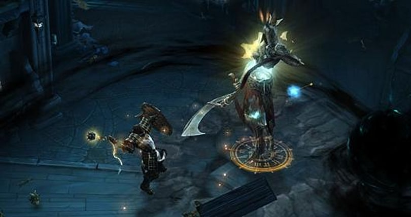 Diablo III is going to China