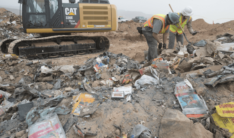 Landfill copy of Atari's Centipede donated to university