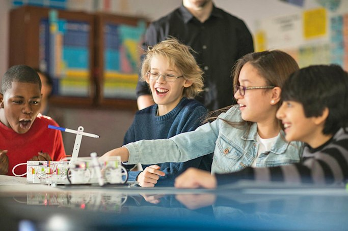 littleBits and Pearson bring electronics kits to US schools
