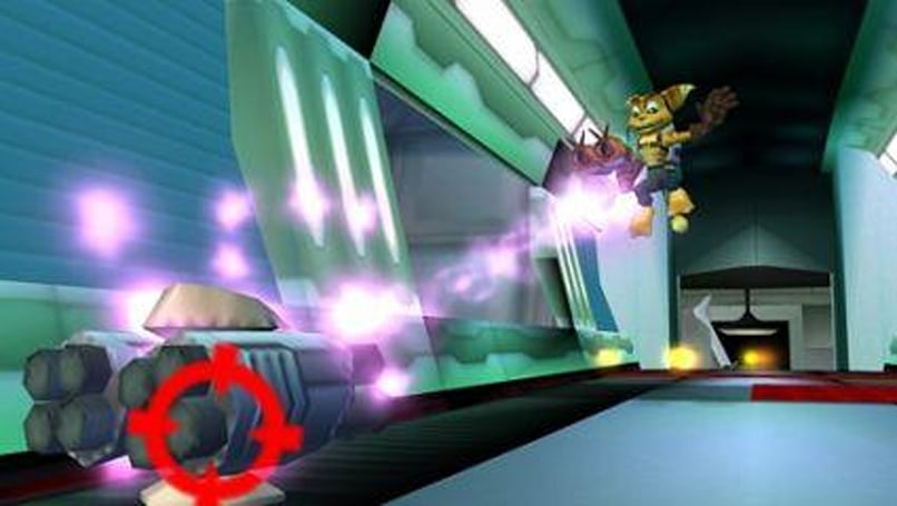Ratchet & Clank interview showcases PSP's best graphics