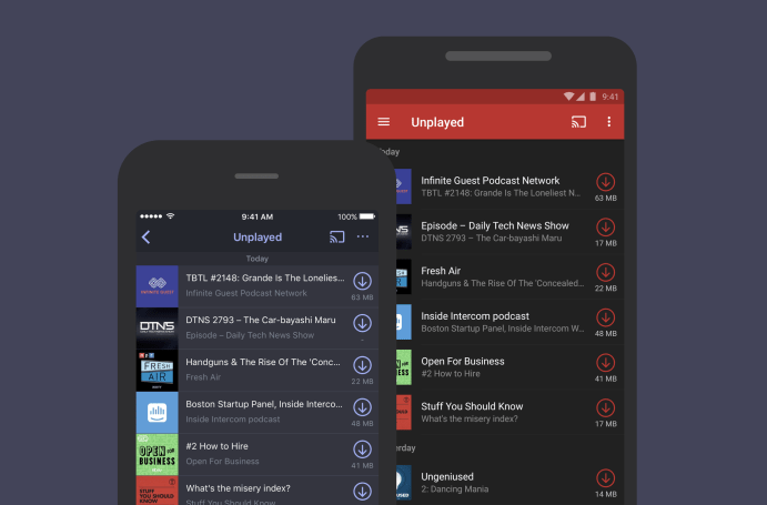 NPR and public radio group buy popular podcast app Pocket Casts