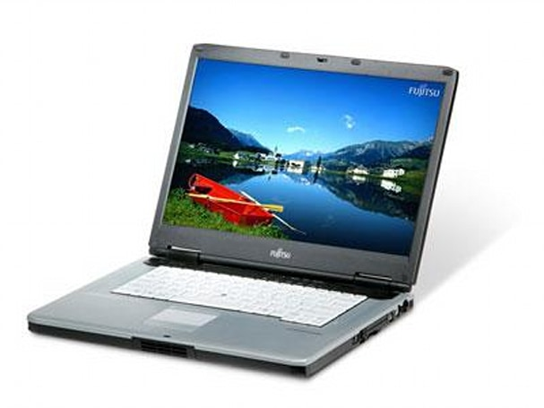 Fujitsu's C1410 laptop for business travelers on a budget