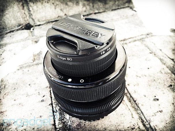 Lensbaby Edge 80 Optic brings a slice of tilt-shift to your life (sample photos)