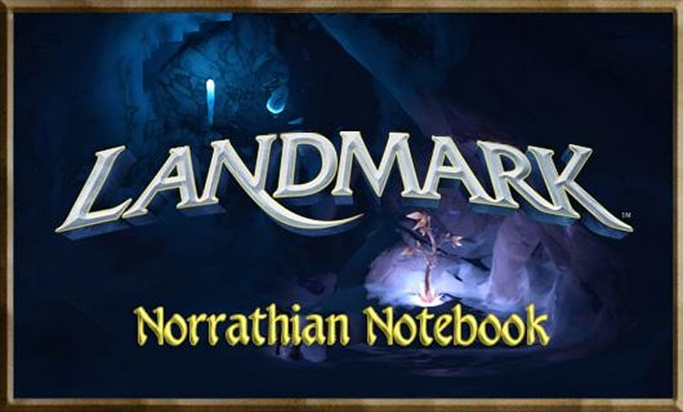 Norrathian Notebook:  Landmark's AI will be a game-changer