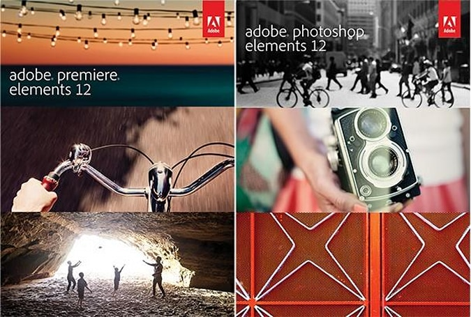 Photoshop and Premiere Elements 12 now available, learn editing preferences