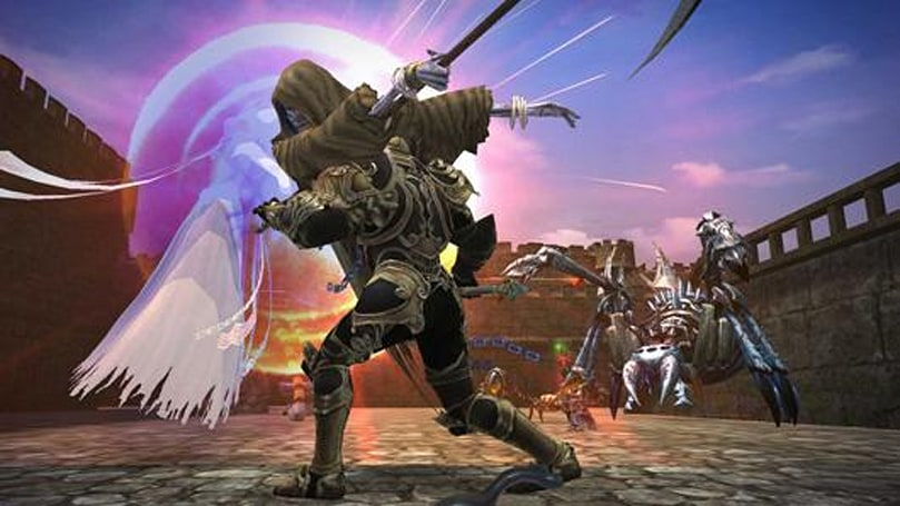Transform yourself in Eclipse War Online's closed beta February 25th