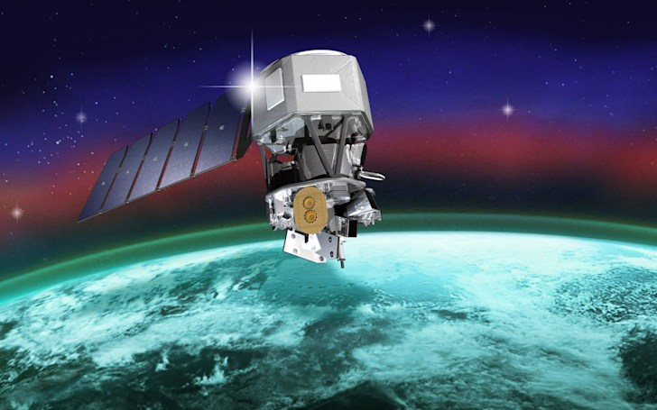 NASA's ICON launches to study the boundary between Earth and space