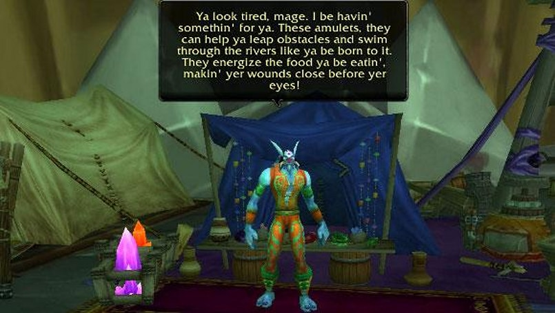 Watch out for Warlords of Draenor phishing scams
