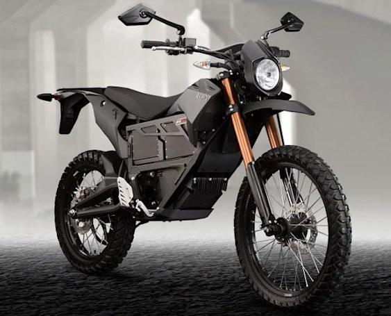 Zero Motorcycles reveals its 2013 models: Zero X dropped, FX drafted in