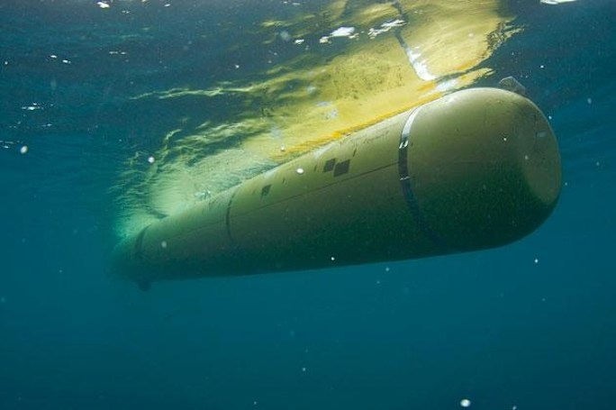 Robotic vehicles find the Pacific Ocean's deepest thermal vents