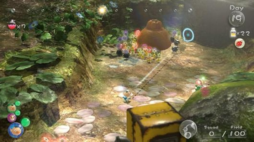 Pikmin 3 DLC brings more baddies to the battle