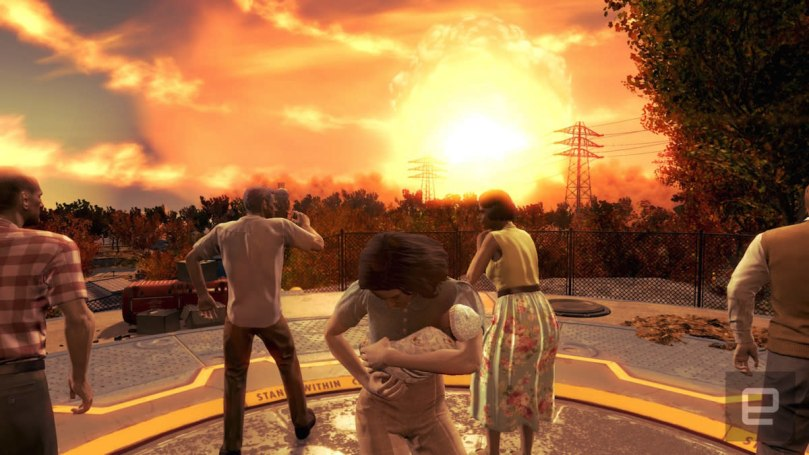 Of course 'Fallout 4' will have a 'game of the year' edition