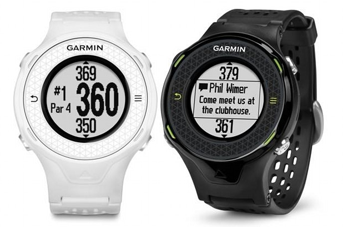 Garmin's Approach S4 watch can guide you through over 30,000 golf courses, send notifications to your wrist