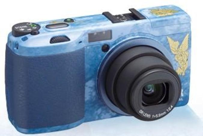 Ricoh unveils First Anniversary GR Digital camera