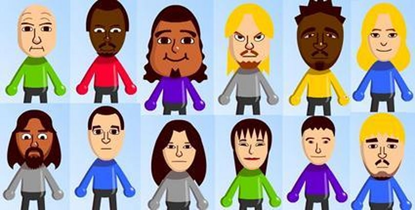 LOST cast gets a Mii makeover
