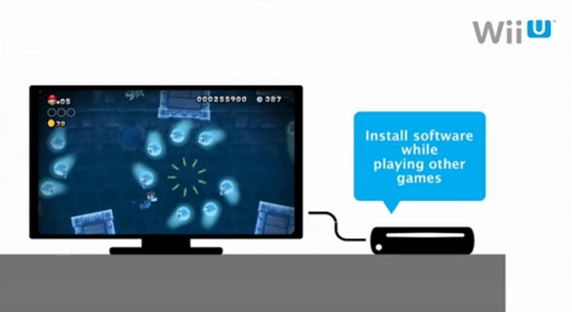 Wii U Spring System Update coming next week