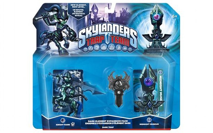 Skylanders Trap Team Light and Dark expansions hit retail this weekend
