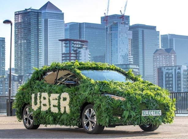Uber will introduce a 'clean air fee' to all London rides