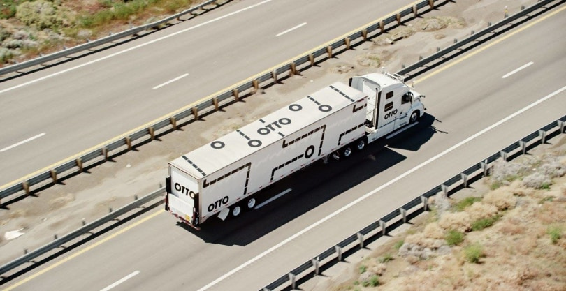 Self-driving car pioneers bring their smarts to trucking