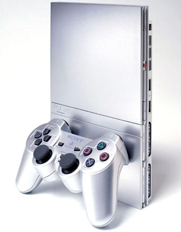 Silver PS2 announced for $129