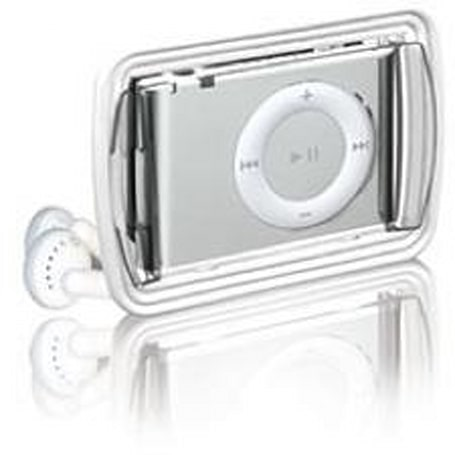 Mophie Wraptor for 2nd gen iPod shuffle