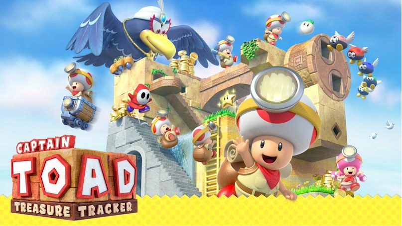'Captain Toad: Treasure Tracker' heads to Nintendo Switch and 3DS