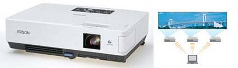 Epson releases four new projectors with video wall capabilities