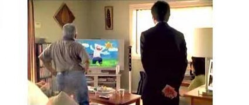 Wii commercials conveniently collected