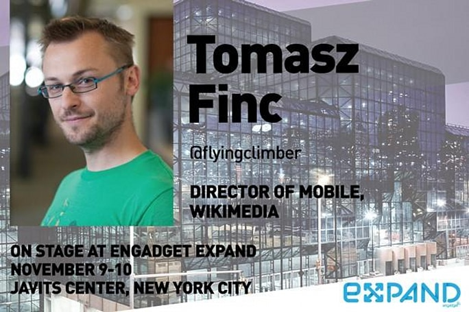 Don't miss Wikimedia, OLPC, Leap Motion, Voltaic and more at Expand NY!