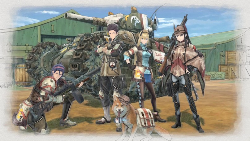 Strategy RPG 'Valkyria Chronicles 4' is a wonderful return to form