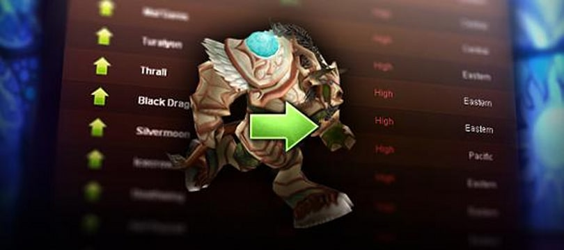 Free Character Migrations for select EU realms