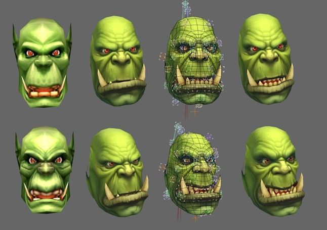 WoW's Warlords of Draenor expansion is making faces at you