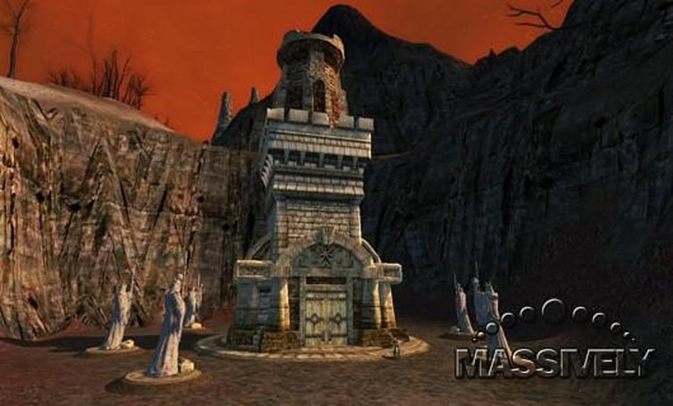 LotRO offering Helm's Deep beta codes on Facebook