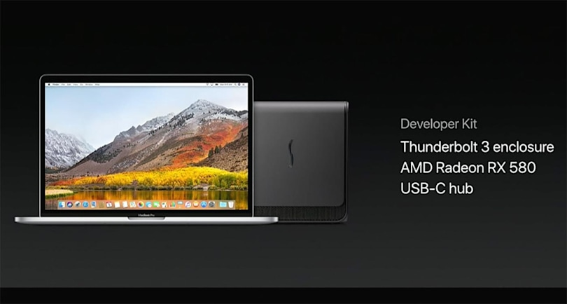 macOS finally supports VR