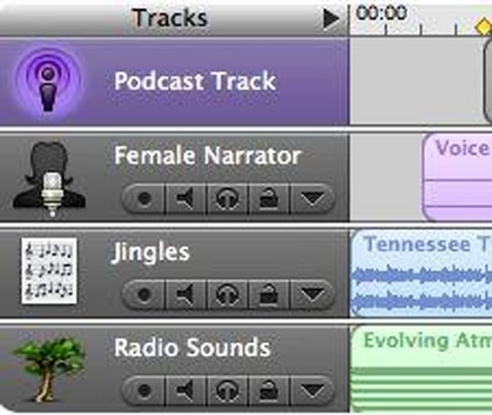 DotMac offers Podcast Pack audio downloads