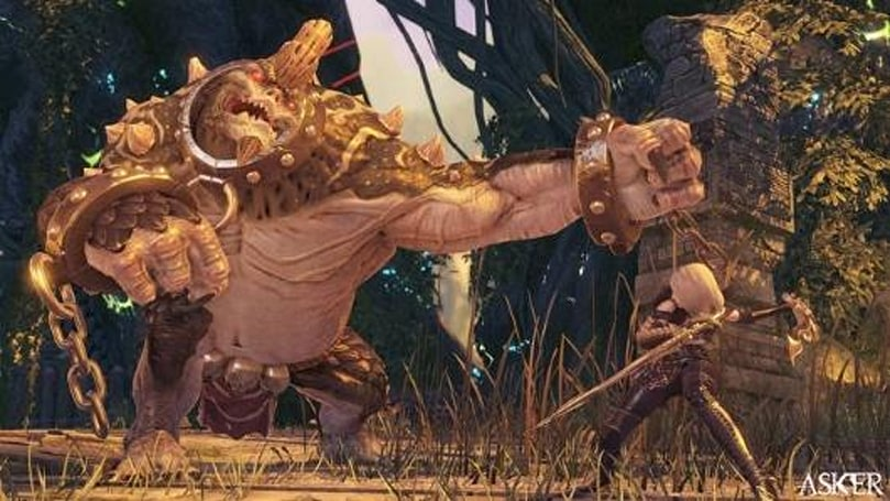 Asker Online beta review says Korean game 'missing something'