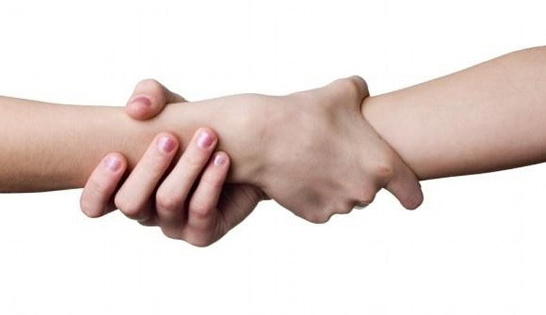 The Daily Grind: Brother, can you lend me a hand?