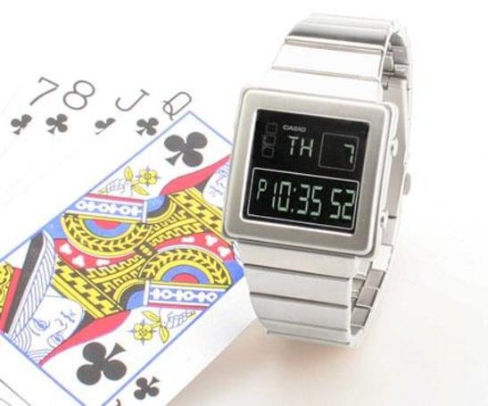 Casio Magic Watch