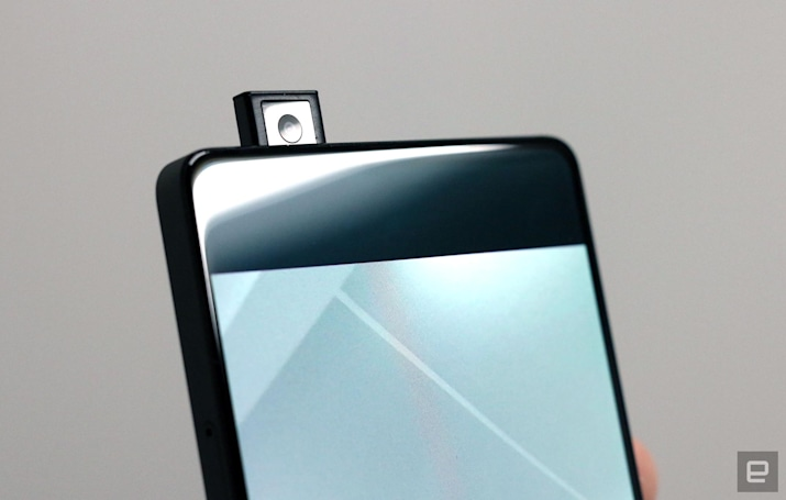 Vivo's all-screen concept phone looks like it will become a reality