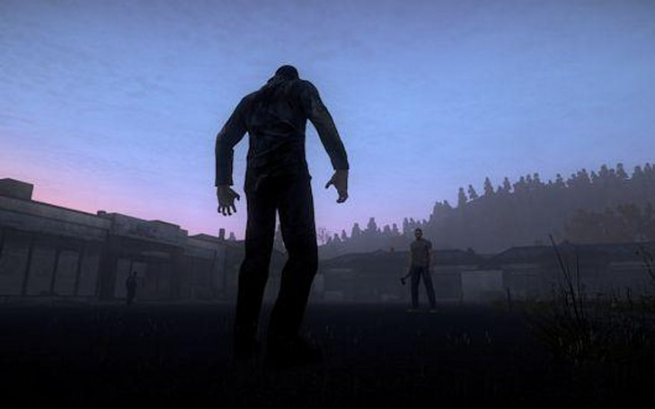 SOE's H1Z1 is a zombie-flavored sandbox after all
