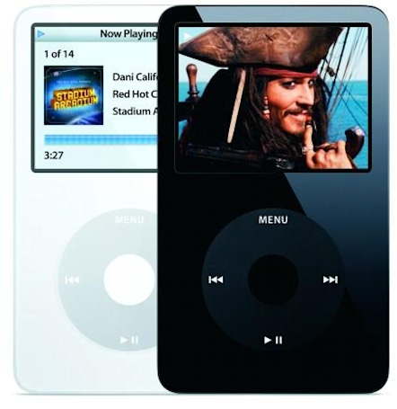 "Apple launches ""enhanced"" 5.5G iPod"