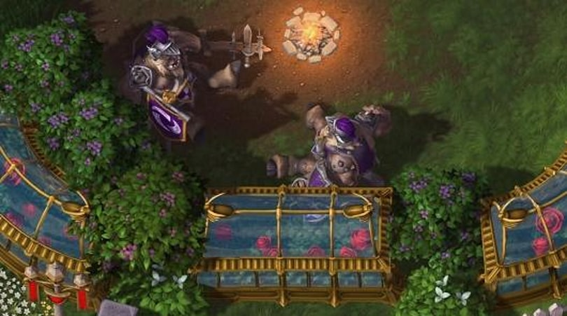 Heroes of the Storm launches interactive battleground page