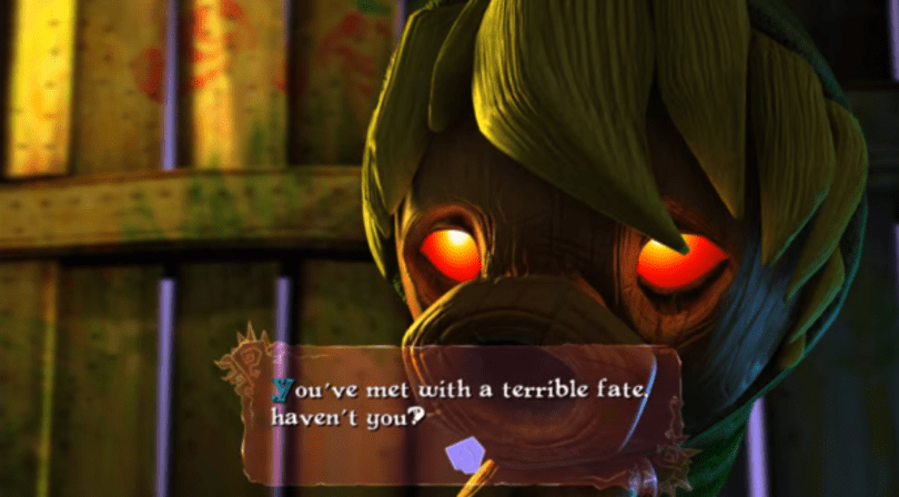 Majora's Mask HD fan project shows off new assets